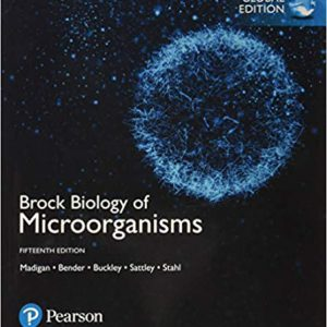 Brock Biology Of Microorganisms – 2019