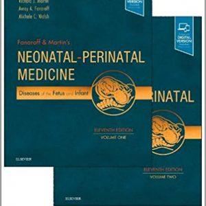 Fanaroff And Martin's Neonatal – Perinatal Medicine – فاناروف ( ۲۰۲۰ )