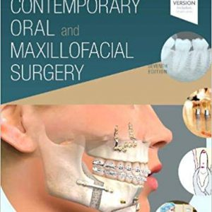 Contemporary Oral And Maxillofacial Surgery – 2019 ( Peterson – Hupp )