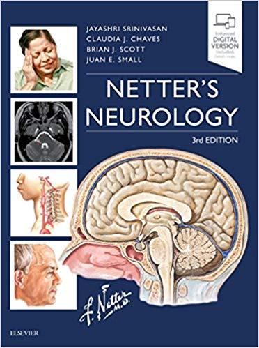 Neurology-Netter-اشراقیه-افست-نورولوژی-۲۰۱۹