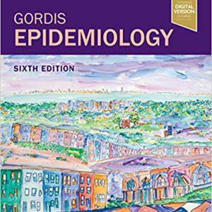 Gordis Epidemiology – 2019