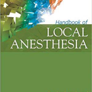 Handbook Of Local Anesthesia – 2015
