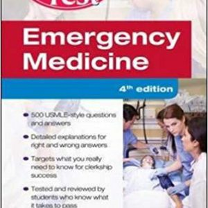 Emergency Medicine PreTest Self-Assessment And Review, 4th Edition