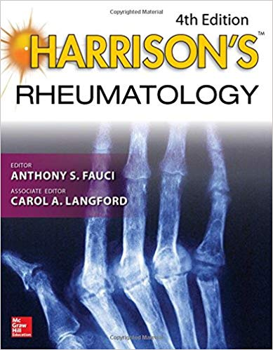 هاریسون-روماتولوزی-Harrison-rheumatology-2016-اشراقیه-افست