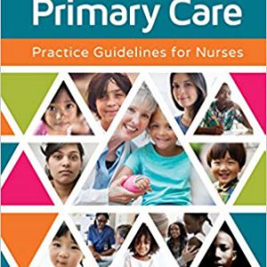 Pediatric Primary Care: Practice Guidelines For Nurses – 2018