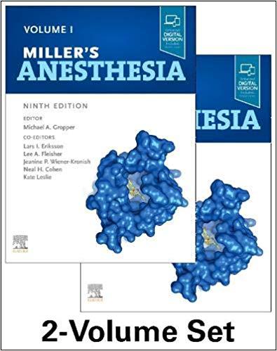 بیهوشی-میلر-۲۰۲۰-پیش-فروش-اشراقیه-افست-miller-Anesthesia