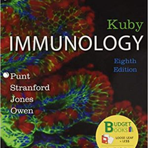 Kuby Immunology – 2018