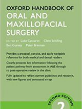 Oxford Handbook Of Oral And Maxillofacial Surgery – 2018