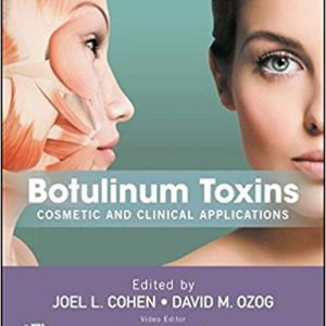 Botulinum Toxins : Cosmetic And Clinical Applications – 2017
