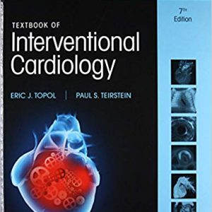 Textbook Of Interventional Cardiology – Topol – 2015