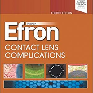 Contact Lens Complications ۴th Edition