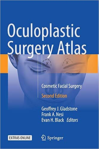 Oculoplastic Surgery Atlas-Cosmetic Facial Surgery