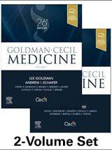 سیسیل گلدمن – Goldman-Cecil Medicine, 2-Volume Set – 2020