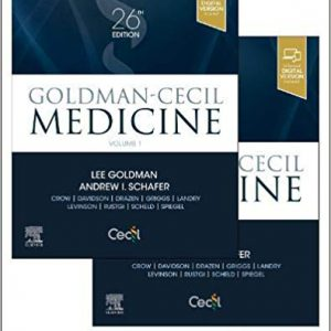 سیسیل گلدمن – Goldman-Cecil Medicine, 2-Volume Set – 2020