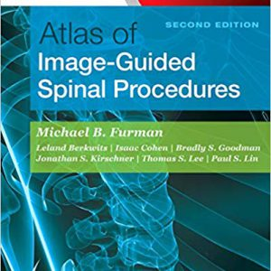 Atlas Of Image-Guided Spinal Procedures  – ۲۰۱۸