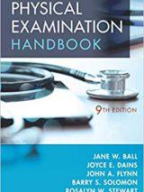 Seidel's Physical Examination Handbook : An Interprofessional Approach – 2018