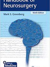 Handbook Of Neurosurgery- Greenberg گرینبرگ ۲۰۲۰