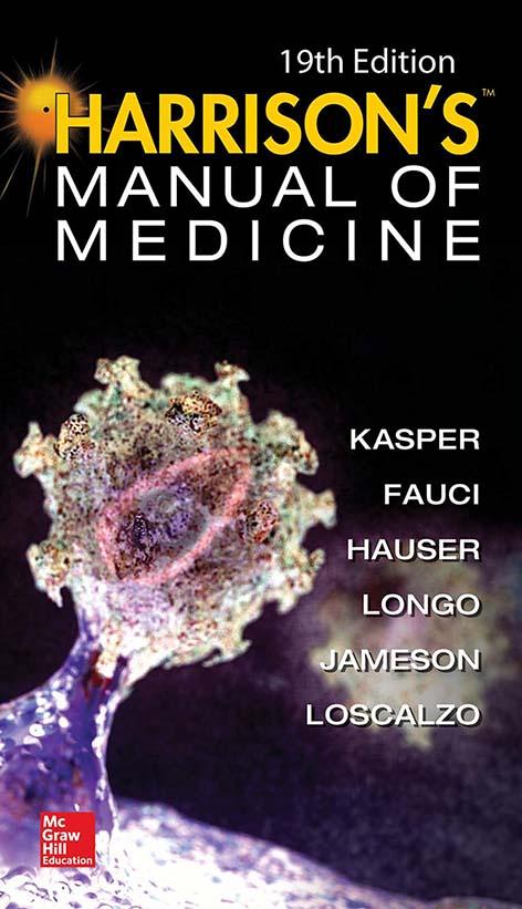 Harrison's™ Manual of Medicine: Nineteenth Edition