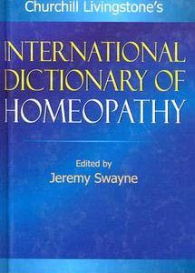 International Dictionary Of Homeopathy