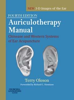 Auriculotherapy Manual – طب سوزنی گوش – اولسون
