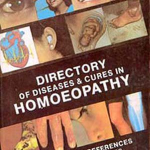 Directory Of Diseases & Cures In Homeopathy – ۲ Vol