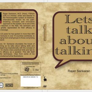 Let's Talk About Talking DVD