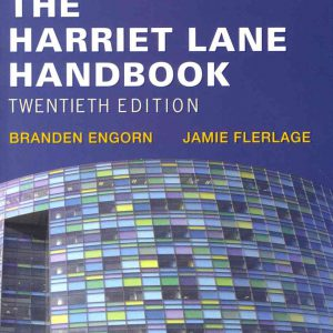 The Harriet Lane Handbook 2015