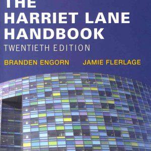 The Harriet Lane Handbook 2015