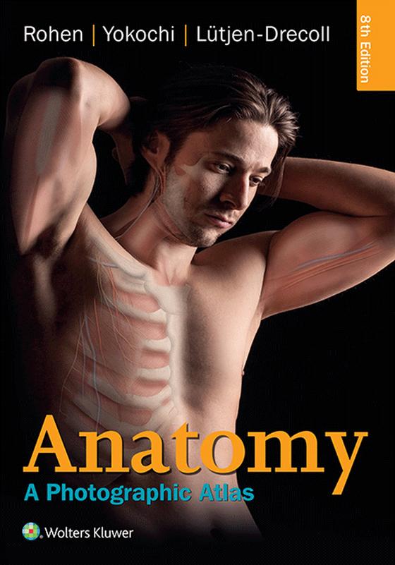 Color Atlas of Anatomy Rohen | اطلس آناتومی روهن