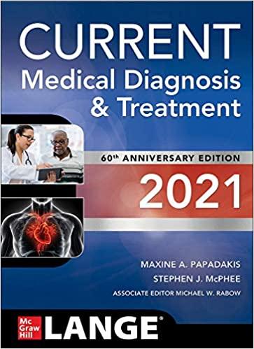 Current Medical Diagnosis and Treatment 60th Edition - 2021 - کتاب کارنت داخلی