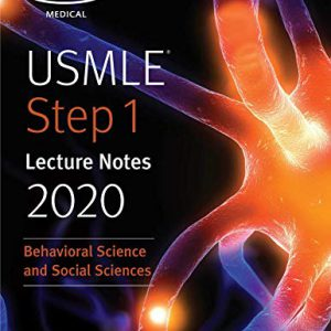 (رنگی) USMLE Step 1 2020: Behavioral And Social Sciences