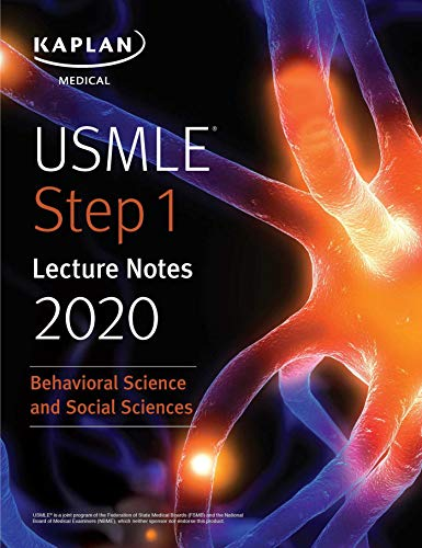 (رنگی) USMLE Step 1 2020 - Behavioral and Social Sciences