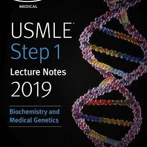 (رنگی) USMLE Step 1 2019 | Biochemistry & Genetics