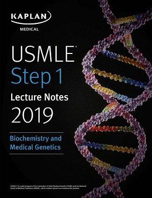 (رنگی) USMLE Step 1 2019: Biochemistry & Genetics