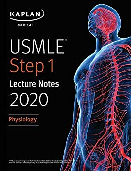 (رنگی) USMLE Step 1 Lecture Notes 2020: Physiology