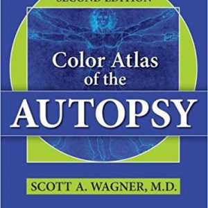 (اتوپسی) Color Atlas Of The Autopsy 2016