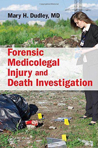 Forsenic Medicolegal Injury and Death Investigation Dudley اشراقیه افست