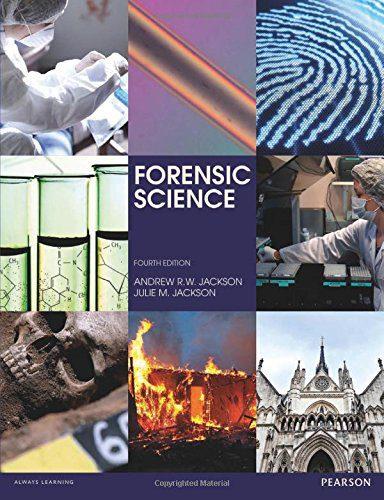 Forsenic science 4th edition pearson افست اشراقیه پزشکی قانونی