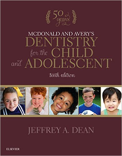McDonald-and-Avery's-Dentistry-for-the-Child-and-Adolescent-10th-Edition