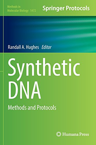 Synthetic DNA Methods and Protocols