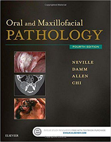 oral and maxillofacial pathologz nevielle eshraghie