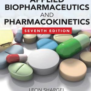 Applied Biopharmaceutics & Pharmacokinetics – بیوشیمیایی کاربردی و فارماکوکینتیک شارگل