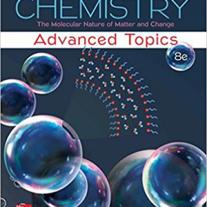 Chemistry: The Molecular Nature Of Matter & Change