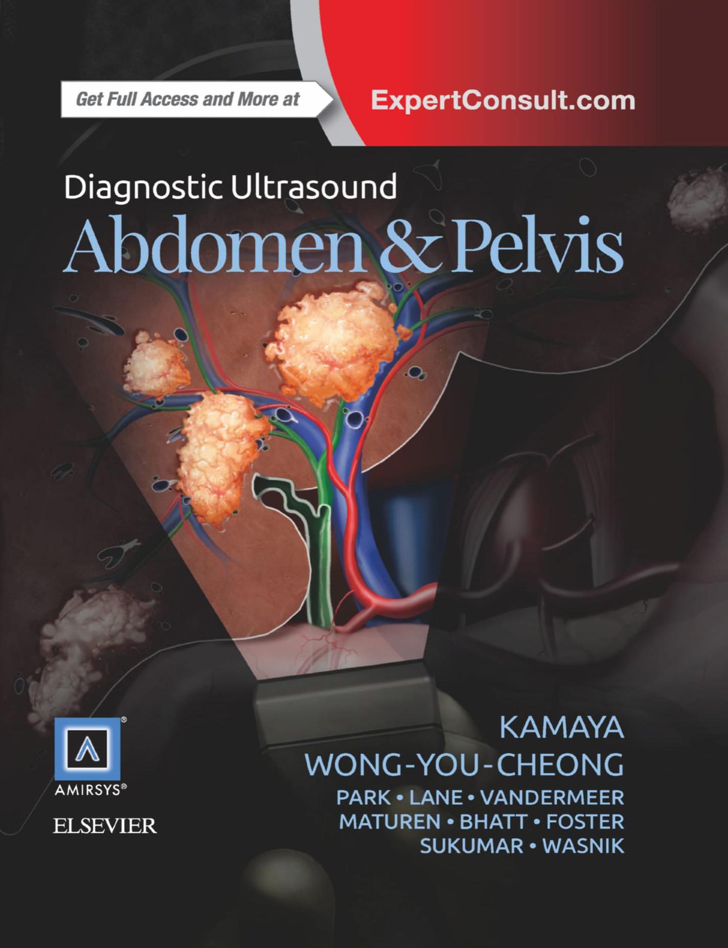 Diagnostic Ultrasound Abdomen and Pelvis اشراقیه افست