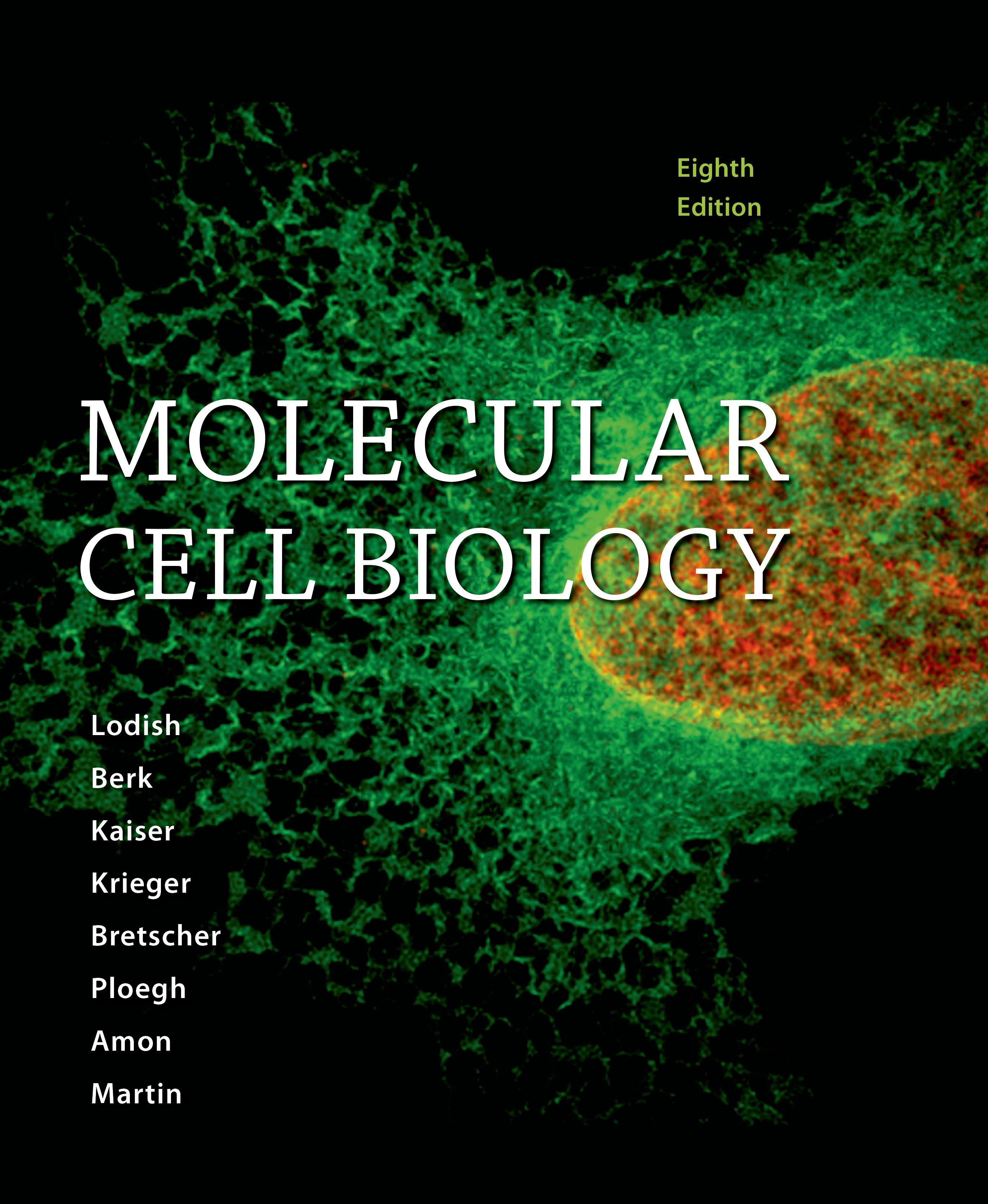 کتاب لودیش زیست شناسی سلولی و مولکولی 2016   Lodish Molecular cell biology