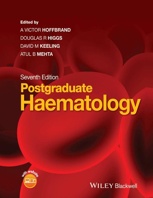 Postgraduate-Haematology-Hoffbrand-2016-افست-اشراقیه