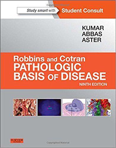 Robbins-cotran-basis-of-disease-2016