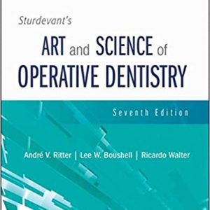Sturdevant's Art And Science Of Operative Dentistry – 2018 – علم و هنر دندانپزشکی ترمیمی