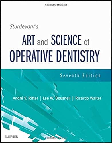 Sturdevant's Art and Science of Operative Dentistry - 2018 - علم و هنر دندانپزشکی ترمیمی