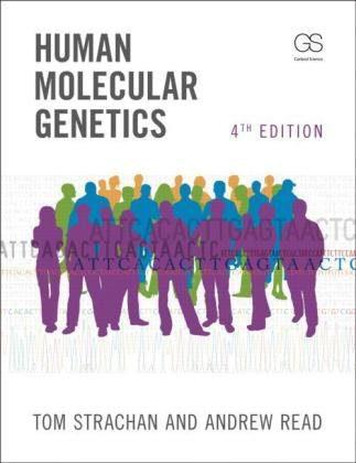 Human-Molecular-Genetics-Fourth-Edition-اشراقیه-افست